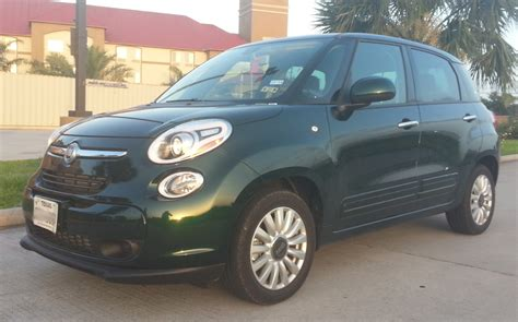 2014 Fiat 500l Easy by Rental Review 2014 Fiat 500l Quot Easy Quot Fwd The About