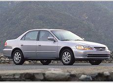 HONDA Accord Sedan US 1997, 1998, 1999, 2000, 2001, 2002