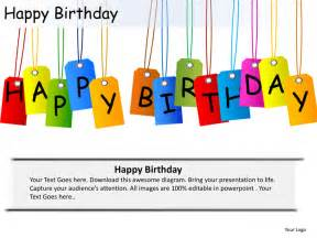 Happy Birthday Cake Celebration