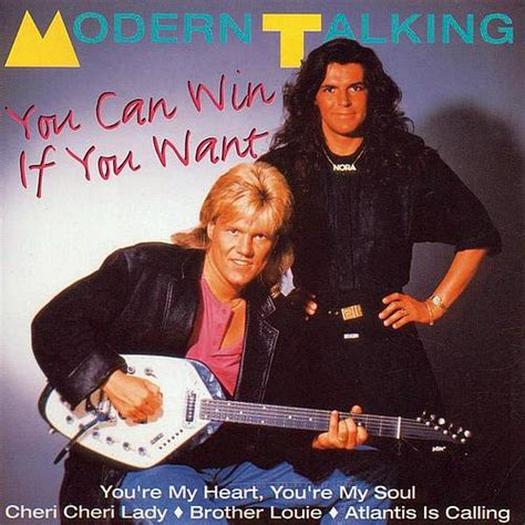 modern talking mp3 album you can win if you want modern talking album
