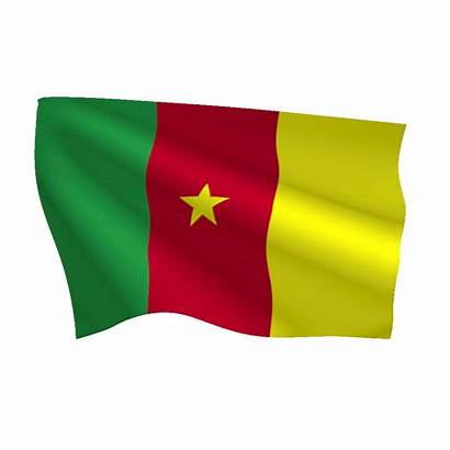 Flag Cameroon Graphics Symbol National Freedom