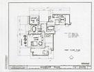 LA Past Lives: Schindler House Mapboard