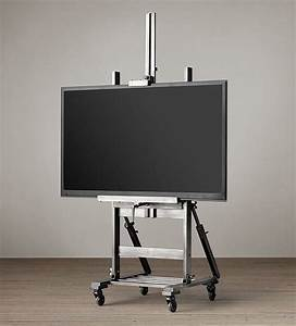 Easel Tv Stand Restoration Hardware - WoodWorking Projects
