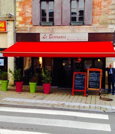 restaurant le bureau bourges restaurant le bearnais dans bourges avec cuisine française