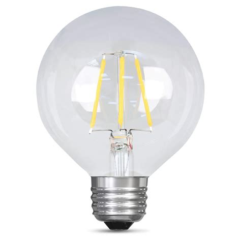 can light led bulbs 300 lumen 2700k dimmable led feit electric