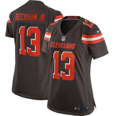 odell beckham jr cleveland browns jerseys