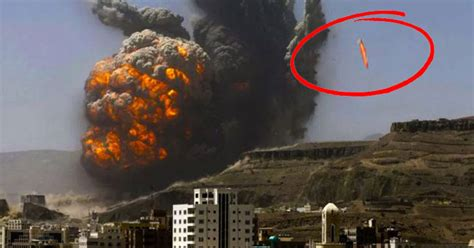 shocking  video  moab explosion released