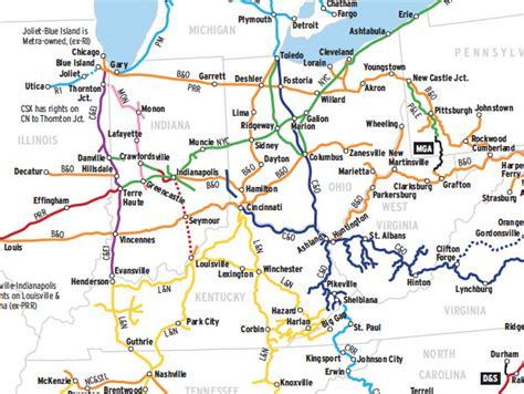 Csx Railroad Map | www.pixshark.com - Images Galleries ...