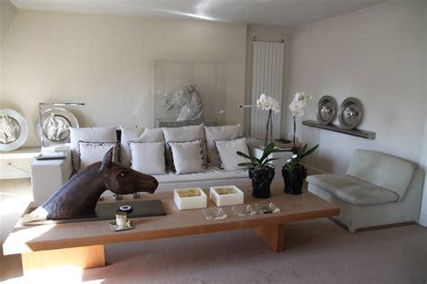 canapé haut deco salon canape blanc