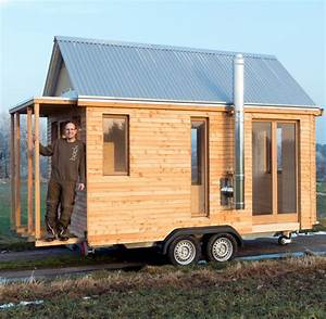 Holzhaus Gebraucht Kaufen : deutscher tischler baut blockhaus f r autoanh nger welt ~ Articles-book.com Haus und Dekorationen