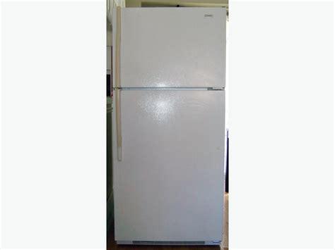 Maytag Performa Fridge Refrigerator White Kanata, Ottawa