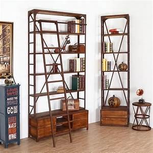 Etagere Style Industrielle : tag re en fer forg pour une d co pleine de caract re ~ Teatrodelosmanantiales.com Idées de Décoration