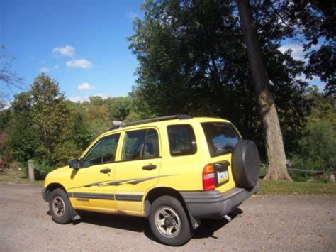 buy car manuals 2002 chevrolet tracker on board diagnostic system find used 2002 chevrolet tracker 4wd 96000 miles 5 speed manual 4 door in pittsburgh