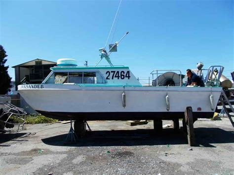 Fishing Boat For Sale Craigslist by Used Commercial Fishing Boats For Sale In Bc Used