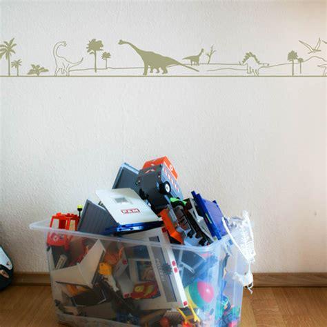 Wandtattoo Kinderzimmer Dinosaurier by Wandtattoo Dinosaurier Bord 252 Re Wandbilder F 252 R