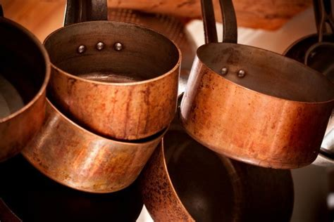 cleaning copper pots  pans thriftyfun
