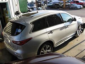 2013 Infiniti Jx35 Parts Car - Stk R15991