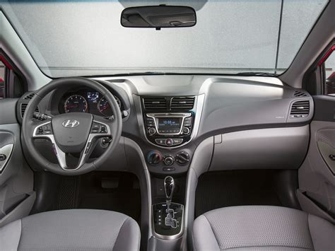 hatchback cars interior new 2017 hyundai accent price photos reviews safety