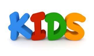 Kids' Word Clip Art