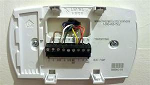 Rth6580wf Honeywell Thermostats Wiring Diagrams
