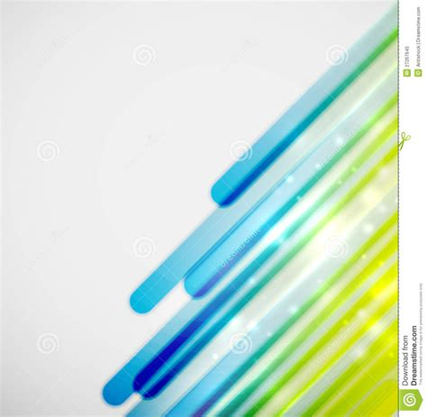 color lines vector background stock vector image 27267645
