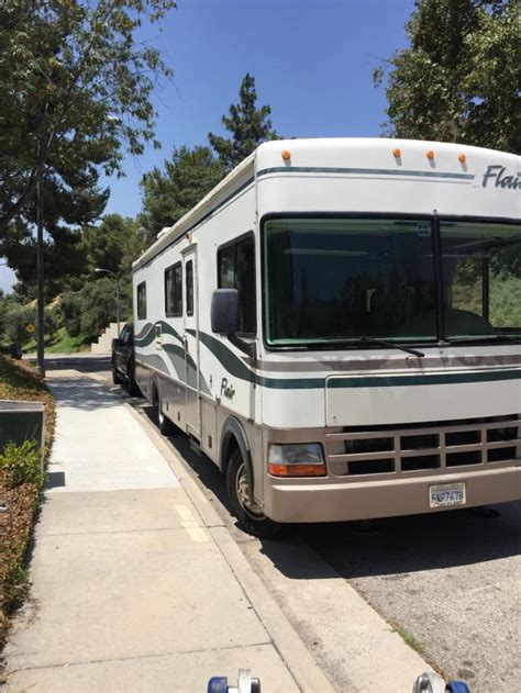 fleetwood flair rvs  sale