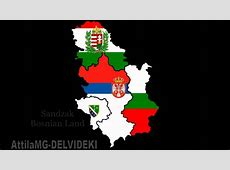 Greater Serbia Animationmap simulation YouTube