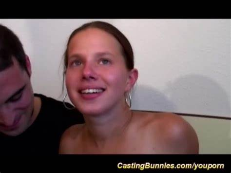 Video Is Provided By Casting Bunnies