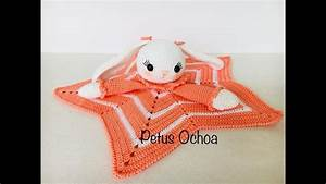 Teje Manta De Apego Para Bebe Amigurumis By Petus  English