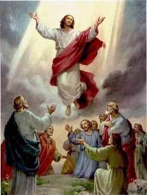 Christi himmelfahrt wird am 40. Gero P. Weishaupt - Christi Himmelfahrt