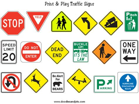 custom cardboard cutouts nyc traffic signs and meanings specs price release date