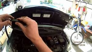 Replacing Serpentine Belt On A 2007 Toyota Yaris 5qj8h