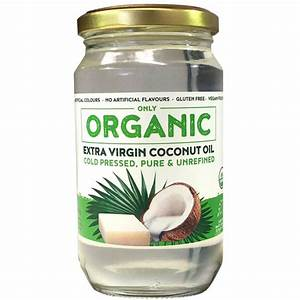 Only Organic Extra Virgin Coconut Oil 300g | Woolworths