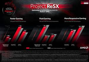 AMD39s Latest Drivers Include Project ReSX Improvements