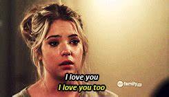 Pretty Little Liars Love GIF - Find & Share on GIPHY