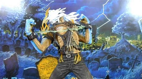 Iron Maiden Eddie Wallpaper Quot 39 Live After Death 39 Eddie Quot Neca Iron Maiden Youtube