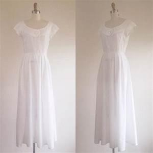 simple white cotton wedding dress ideasidea wedding With white cotton wedding dress