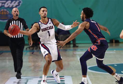 Ncaa Basketball Gonzaga Bulldogs Announce Major