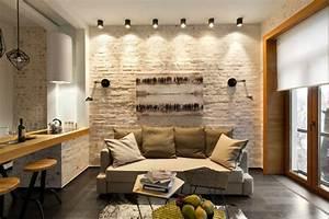 Contemporary 40 square meter (430 square feet) Apartment ...