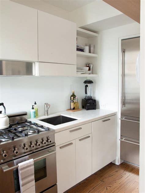 kitchen island with drop leaf breakfast bar cocinas pequeñas 50 ideas que impresionan