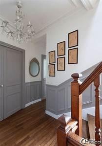 les 25 meilleures idees de la categorie couloir gris sur With couleur peinture pour couloir 7 renovation escalier et idees de decoration 78 photos