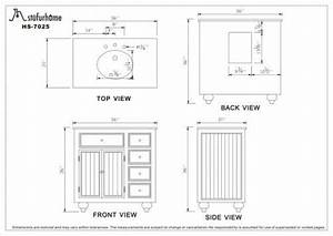 Bathroom Sink Dimensions Inch Single Houses To Look At