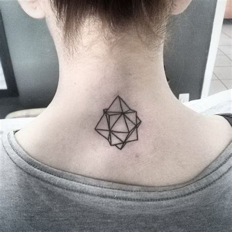pretty   neck tattoos