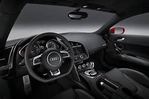 2014 Audi R8 V10 Interior | Top Auto Magazine