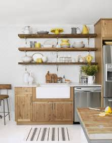 shelves in kitchen ideas kitchen wall shelf ideas