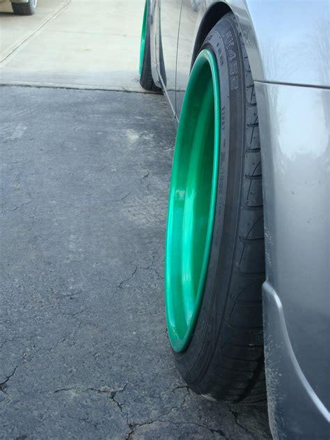 aggressive wheels stretched tires post em