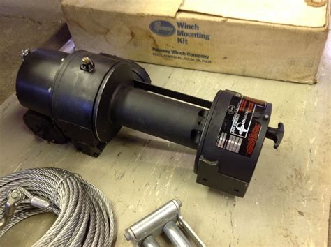 Ramsey 8000 Lb Winch For Sale Choice Image Diagram