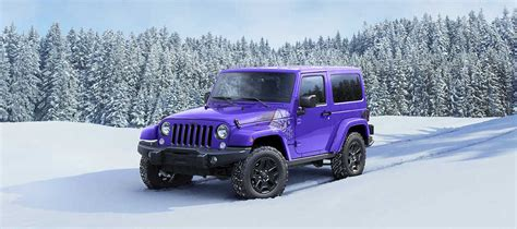 jeep backcountry black a look at the 2016 jeep wrangler limited edition models