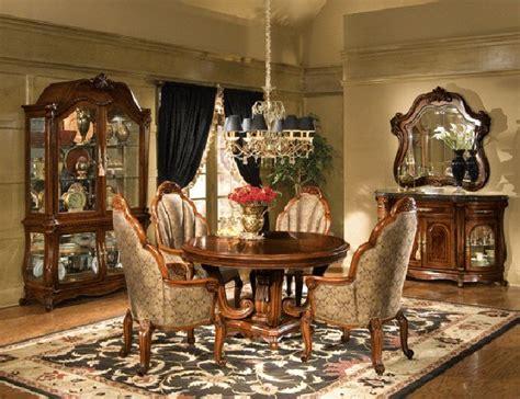 Elegant Dining Room Furniture Sets  Home Furniture Design