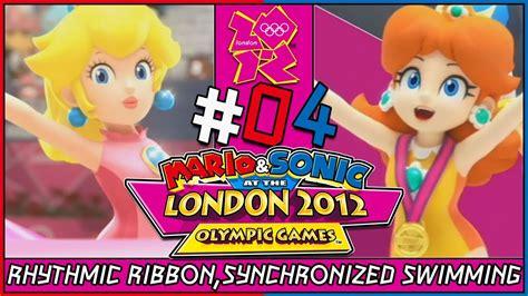 Mario And Sonic London 2012 Olympic Games Rhythmic Ribbon